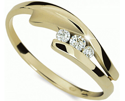 Danfil Krásný prsten s diamanty DF1750z