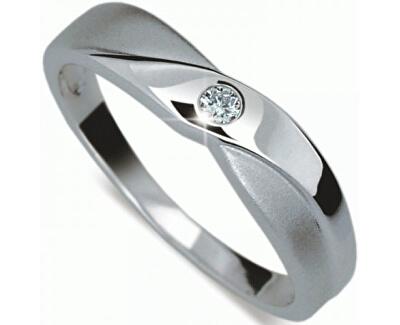 Decentní prsten DF1760b
