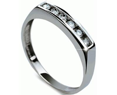 Danfil Luxusní diamantový prsten DF1863b