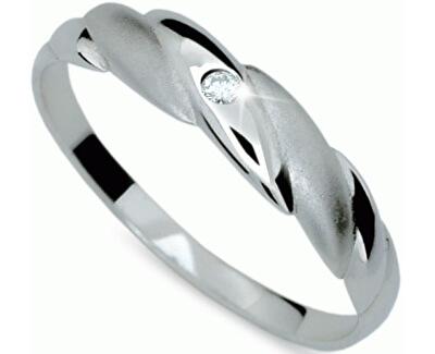 Inel delicat cu diamant DF1880b