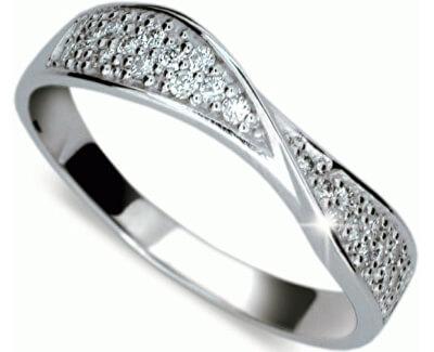 Danfil Inel cu diamante de lux DF1949b