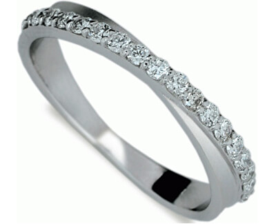 Danfil Luxusný diamantový prsteň DF1972b