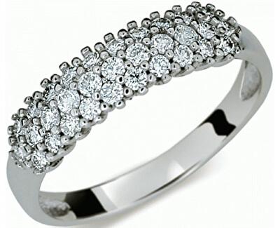 Danfil Luxusní diamantový prsten DF1973b