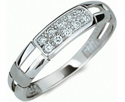 Originální diamantový prsten DF2033b