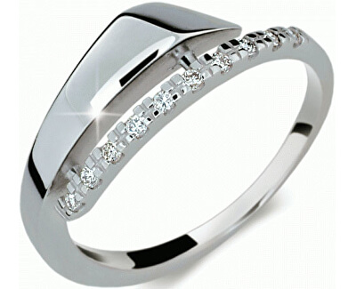 Danfil Elegantní diamantový prsten DF2048b