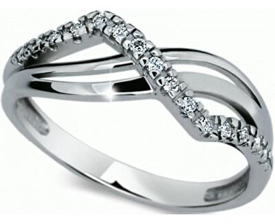 Danfil Krásny diamantový prsteň DF2082b