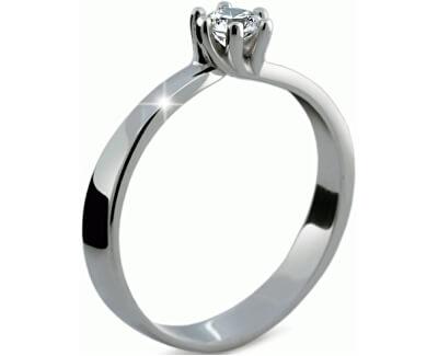 Danfil Luxusní zásnubní prsten s diamantem DF1960b