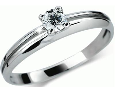 Luxusní zásnubní prsten DF1272b