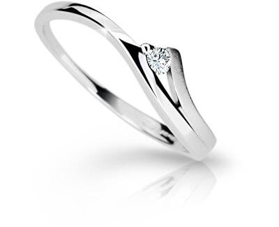Krásný zásnubní prsten DF1718b