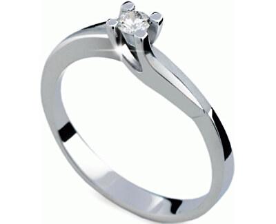 Danfil Luxusní zásnubní prsten s diamantem DF1854b
