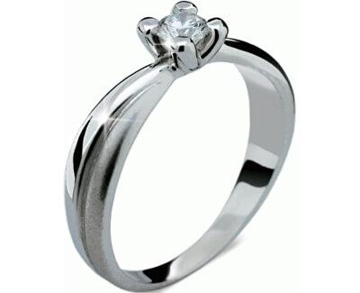 Danfil Luxusní zásnubní prsten DF1861b