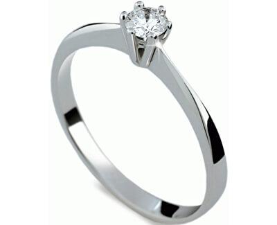 Luxusní zásnubní prsten DF1877b