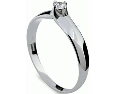 Luxusní zásnubní prsten DF1891b