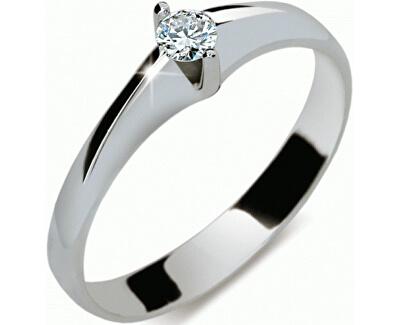 Danfil Zásnubní prsten s diamantem DF1956b