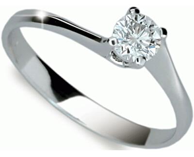 Luxusní zásnubní prsten DF1957b