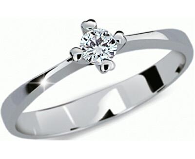 Danfil Nežný zásnubný prsteň DF2089b