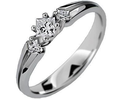 Danfil Luxusní zásnubní prsten DLR2105b