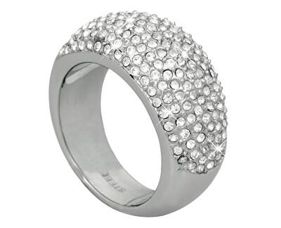 DKNY Luxusné prsteň s kryštálmi NJ1561040