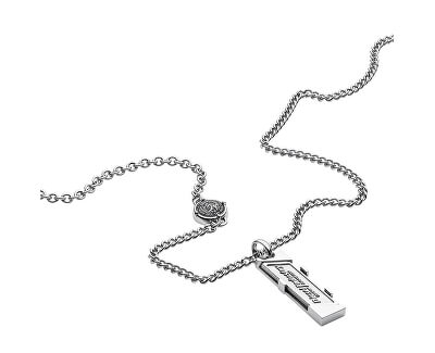 Pánsky oceľový náhrdelník DX1036040