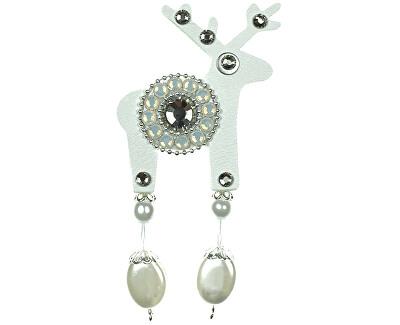 Malý biely Jelínek Pearl
