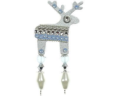 Deers Malý strieborný Jelínek Rorrie