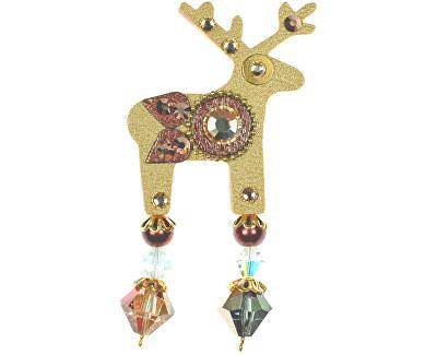 Deers Cerb mic auriu Latté