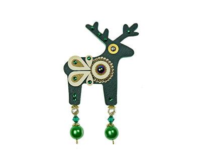 Deers Velký zelený jelínek Amia