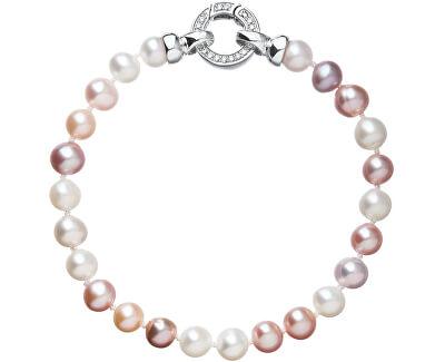 Evolution Group Barevný perlový náramek 23004.3 A