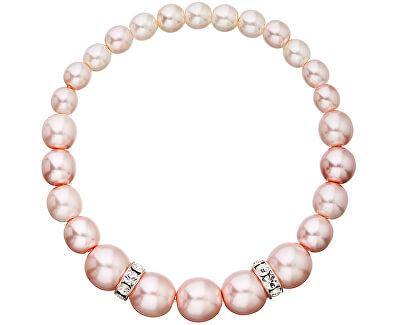 Evolution Group Romantický perličkový náramek Rosaline Pearls 33091.3