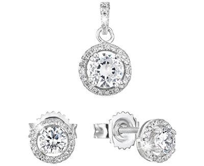 Set de bijuterii cercei si pandantiv 19026.1
