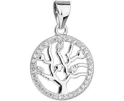 Stříbrný přívěsek strom života 14003.1