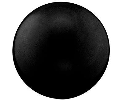 Černá rolnička do Andělského zvonku ERS-02