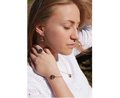 Bronzový náhrdelník Sunset Sparkle ESNL00022242