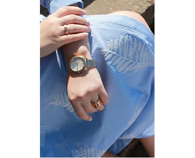 Ocelový prsten Laurel ESRG0014241