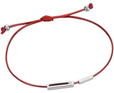 Červený šňůrkový náramek Mini ESBR00741C21