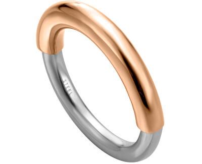 Esprit Elegantný bicolor prsteň Tint ESRG003223