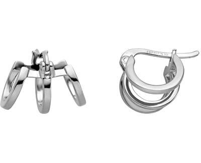 Stylové náušnice kroužky Iva Creole ESER00161100