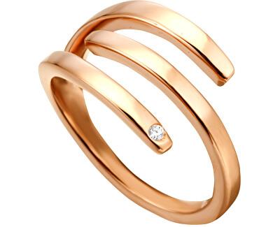 Stylový bronzový prsten Iva ESRG001616