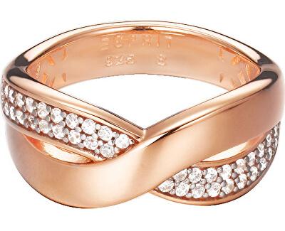 Esprit Prsten ES-Vibrant Glam Rose ESRG92443B