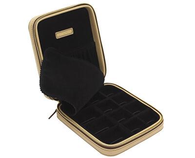 Cestovní šperkovnice béžová/černá Ascot 26113-8