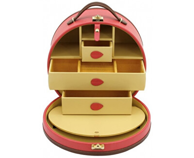 Kufřík na šperky a kosmetiku Ascot 32030-4