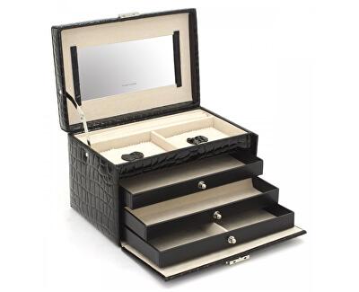 Šperkovnice černá/béžová Jolie 23254-20