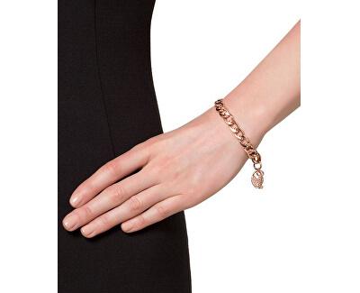 Bronzový náramek Klíč k srdci JF00144791