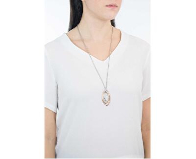 Tricolor náhrdelník pro ženy JF02779998