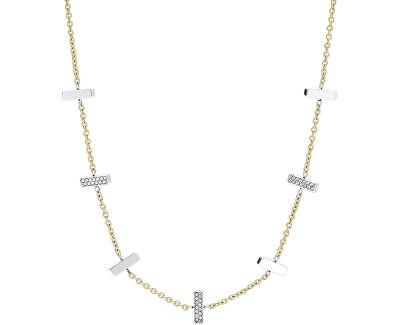 Bicolor náhrdelník JF03287998