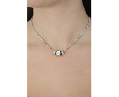 Trendy náhrdelník s príveskami UBN84047
