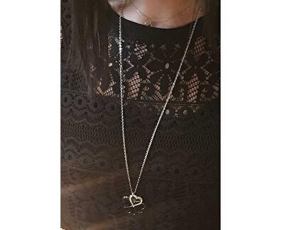 Dlouhý náhrdelník se čtyřlístkem UBN83000