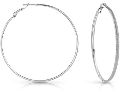 Elegantné náušnice kruhy UBE28090
