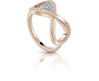 Elegantní prsten Endless Love UBR85005