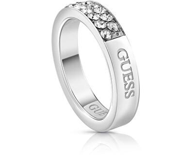 Módní prsten s krystaly UBR78019